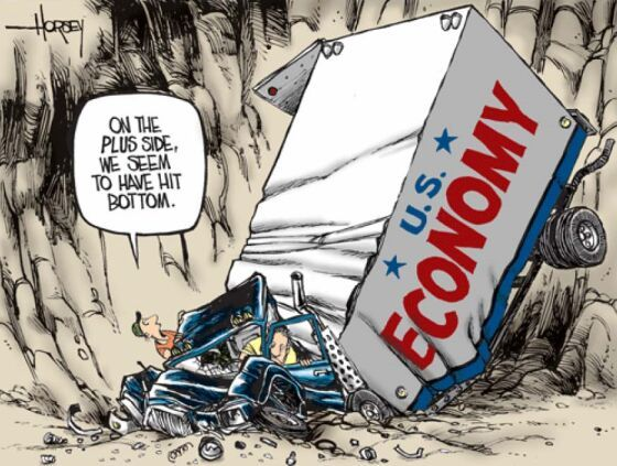 economic downfall Will the us economy collapse if so, when and what will happen recognize the signs to prepare for and survive an economic collapse.