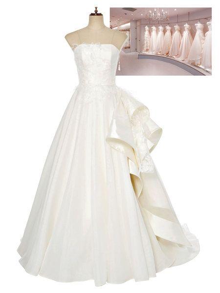 おしゃれ花嫁が注目する話題のドレスショップで聞いた、今季のおすすめドレスをピックアップ。リアル花嫁と距離が近いプロのセレクト&コメントは、ドレス選びの参考になること間違いなし!