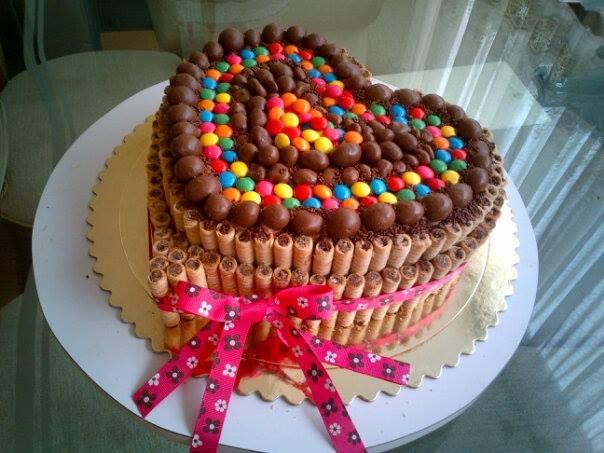 todo tipo de tortas para tus eventos!