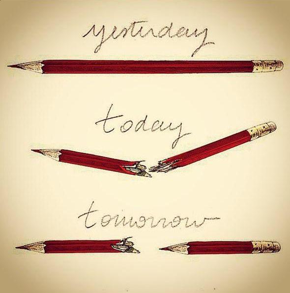 Partout dans le monde, ils rendent hommage à #CharlieHebdo avec leurs crayons