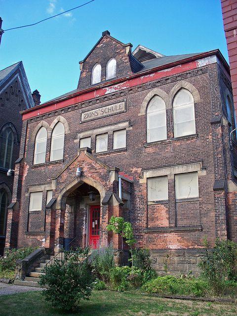 Zion's Schule- Cleveland, Ohio