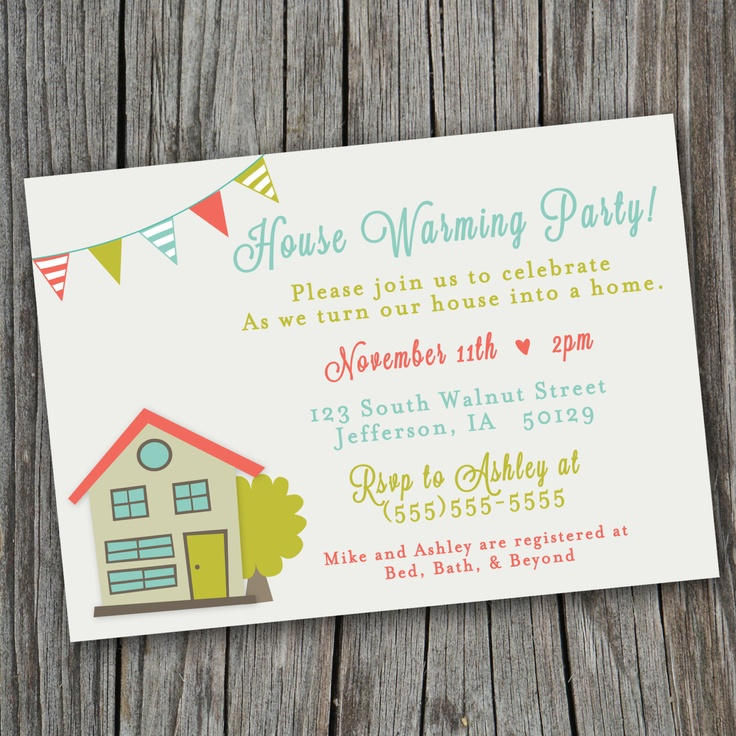 17 best House Warming Party images – Housewarming Party Invitations Free Printable