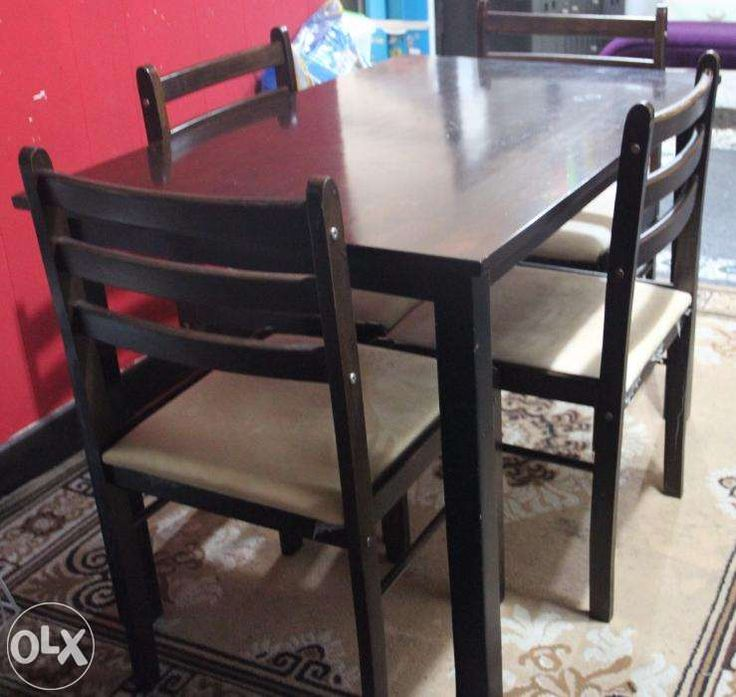 Dining Table for 4, Used For Sale Philippines Find 2nd
