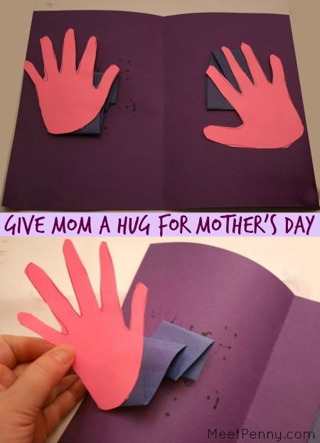 Handprint Crafts For Mother 39 S Day Mothers Other And Crafts