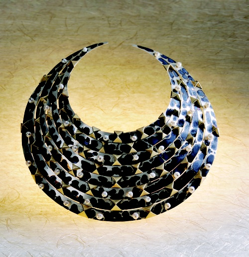 Beate Klockman neckpiece  (for Barocco Exhibition)