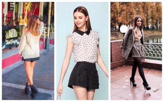 8 looks que debes intentar si aún no te atreves a usar shorts - Moda - culturacolectiva.com