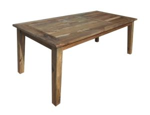 Monsoon Old Door Dining Table - constructed from old Indian doors!