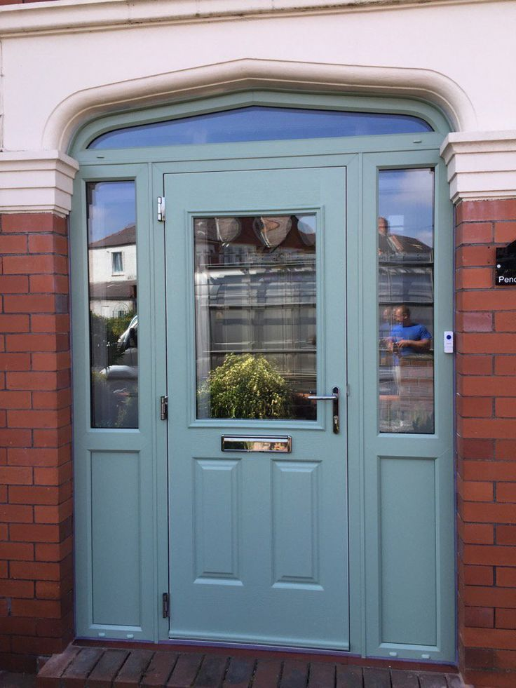 Stand out from the crowd with our Turquoise Pastel Snowdon composite door. Sure to brighten up any household. Find your nearest installer & get a quote now: http://endurancedoors.co.uk/authorised-retailers/