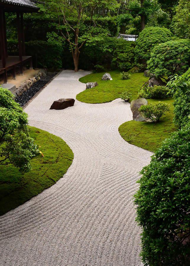 Die besten 25+ japanischer Steingarten Ideen auf Pinterest - pflanzen fur steingarten immergrun