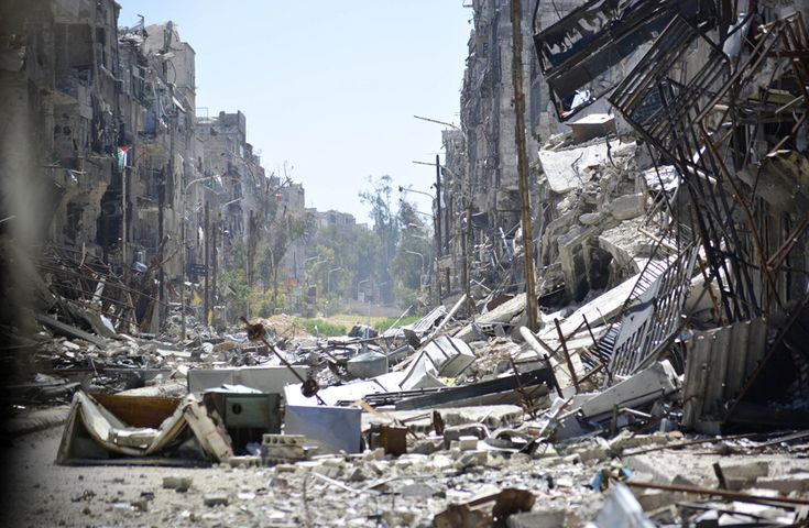 Episode 9 - Damascus