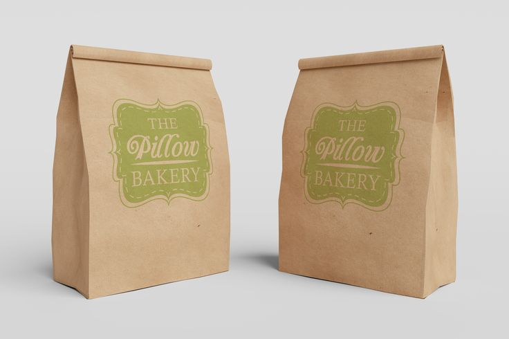 #sütipárna #thepillowbakery logo design