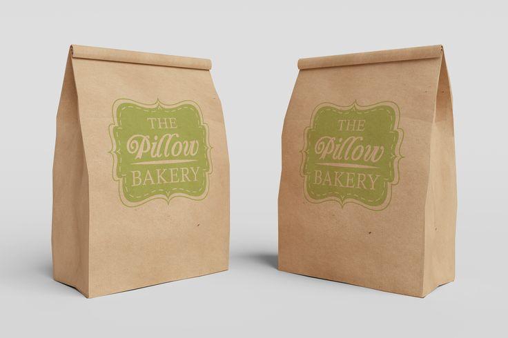 Logo design for The pillow bakery. #sütipárna