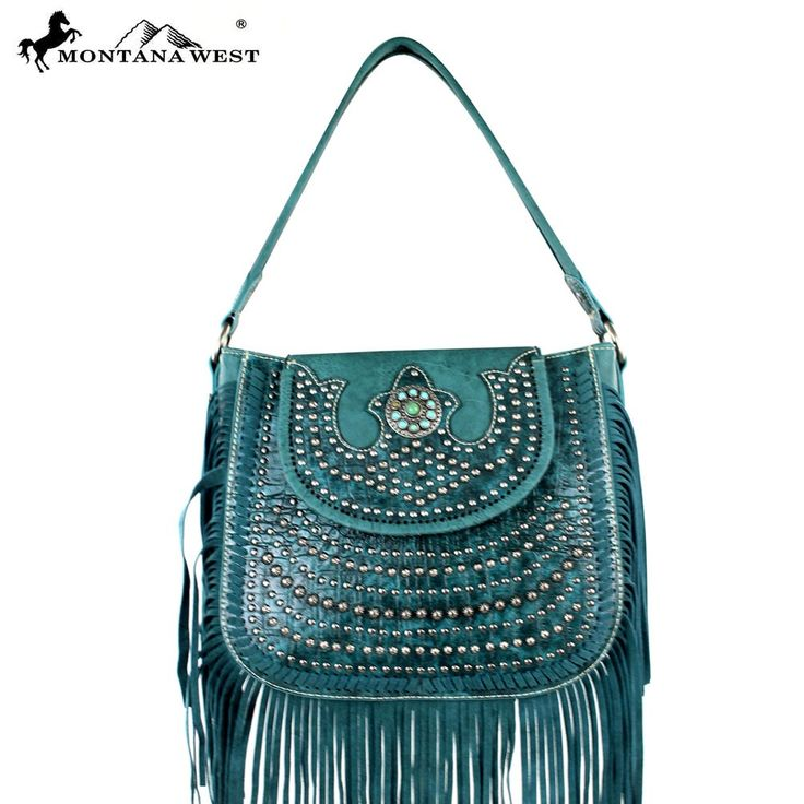 MW197-8291 Montana West Fringe Collection Handbag - New Arrival