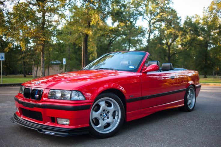 Check out this 1998 #BMW M3 Convertible for #ThrowbackThursday #TBT