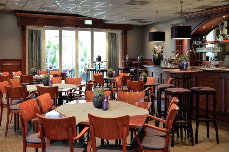 Projecten | MH Interieurdesign Zaal de Foyer Grandcafe de Snor
