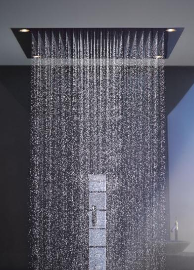 Rain shower.