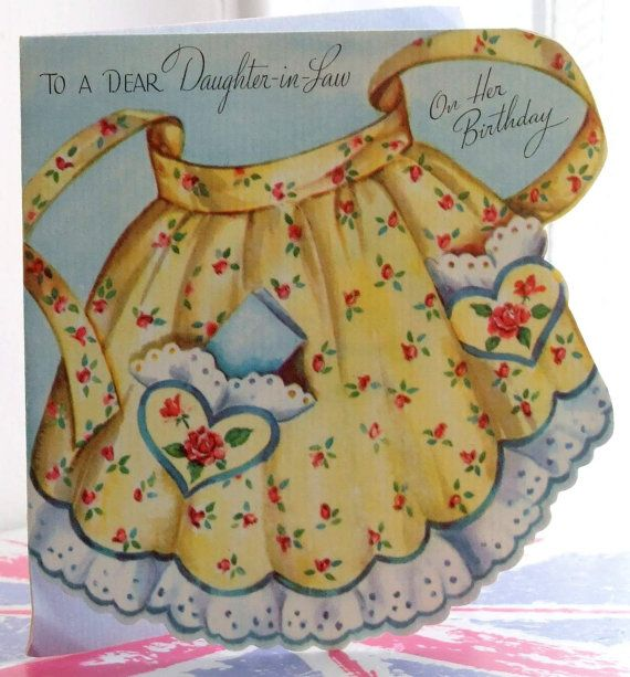 Vintage Greetings Card Collectible Scrap booking A by vintagevic, £1.99