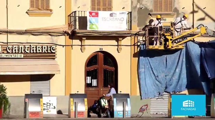 Rehabilitación de fachada en Plaza Cardenal Puig en Palma de Mallorca  http://rehabilitacionfachadas.com/blog/rehabilitacion-de-fachada-en-plaza-cardenal-puig-en-palma-de-mallorca/