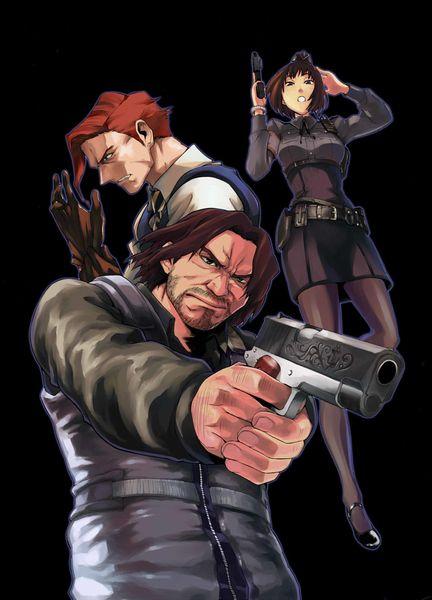 Resident Evil: Revelations - Parker Luciani, Raymond ...