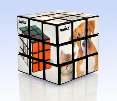 This kit includes 5 sheets of pre-cut printable Rubiks branded customizable sticker labels. Each printable sheet has 12 sets of labels, 1 set for each face of the cube, giving two whole cubes per sheet. For each set of labels there is also a set of clear protective laminate covers, total of 60 laminates. For a total of 10 Customized Cubes per kit.  PLEASE NOTE: 3x3 Blank Cubes are not included. We have a downloadable blank template for use with Microsoft Word® (.doc file type) - you can ...