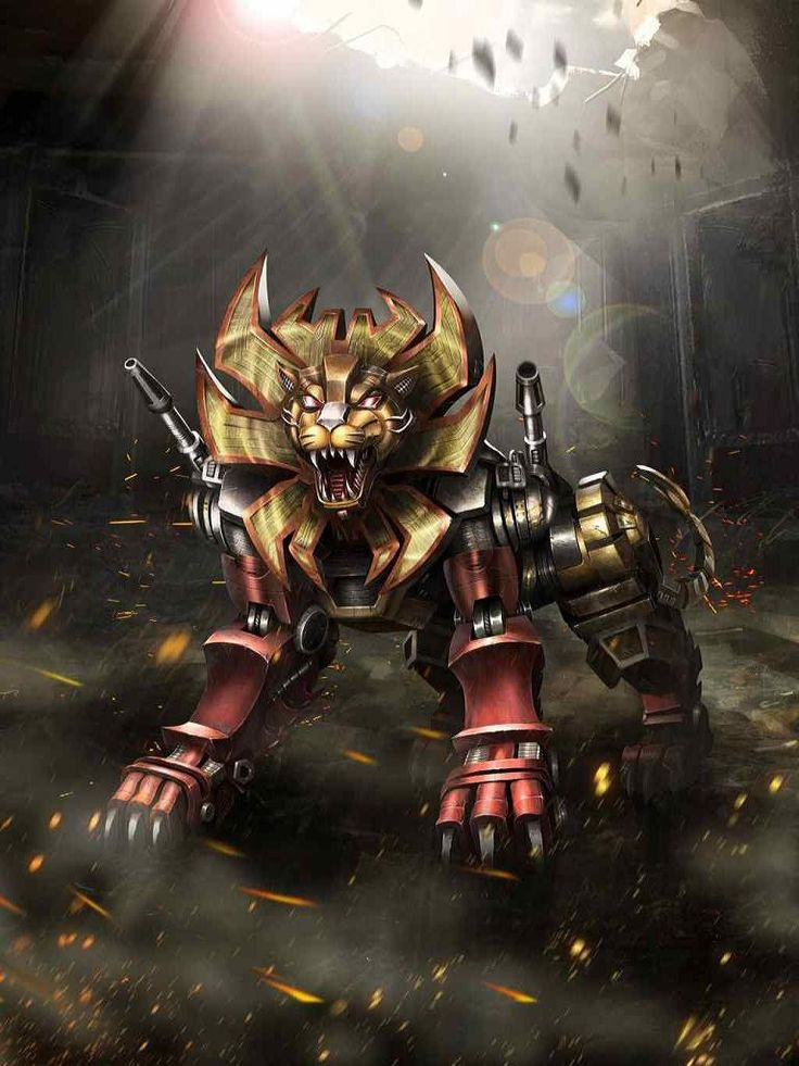 Predacons Leader Razorclaw Artwork From Transformers ...
