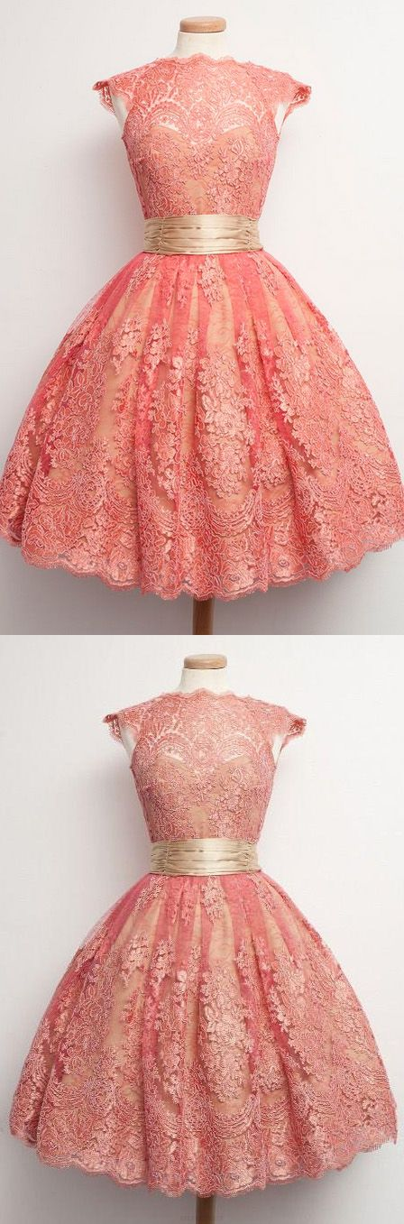Short Prom Dresses, Lace Prom Dresses, Sexy Prom dresses, Prom Dresses Short, Cap Sleeve Prom dresses, Prom Dresses Lace, Lace Homecoming Dresses, Prom Short Dresses, Short Homecoming Dresses, Sexy Lace Dresses, Sexy Party Dresses, Watermelon Party Dresses, Short Party Dresses, Cap Sleeve Homecoming Dresses, Knee-length Homecoming Dresses
