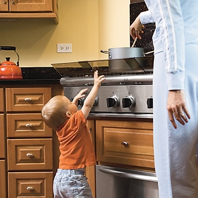 Childproof Adjustable Stove GuardLeaps And Bounds Kids