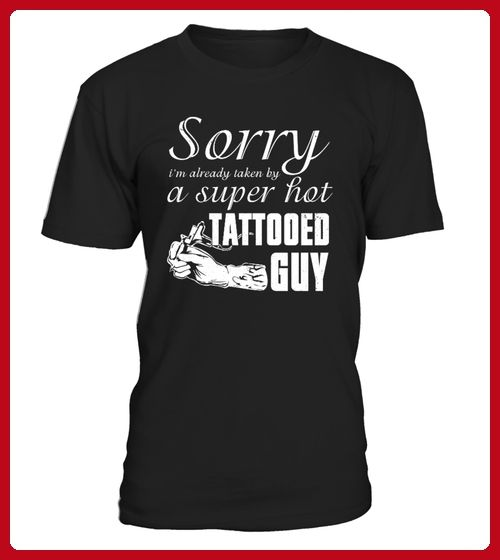 Love A Super Hot Tattooed Guy TShirt - Tattoo shirts (*Partner-Link)