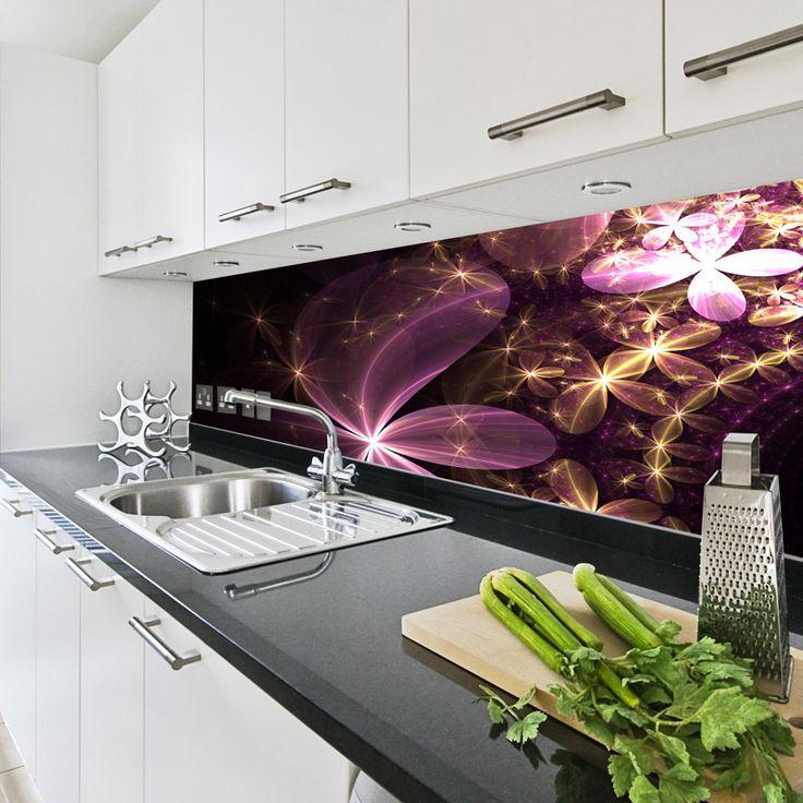 Panel szklany o soczystych i głębokich kolorach - tylko w technologii druku lateksowego. Żadnych nieprzyjemnych zapachów, żadnych oparów chemicznych farb, 100% naturalnych, ekologicznych składników. >> +10 do Twojego zadowolenia:)