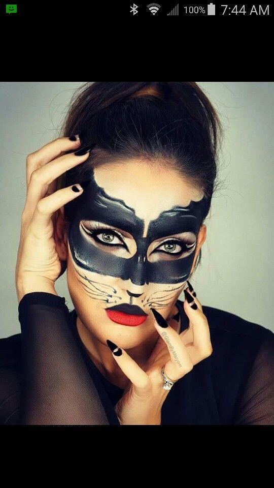 113 best Halloween Makeup Looks images on Pinterest | Halloween ...