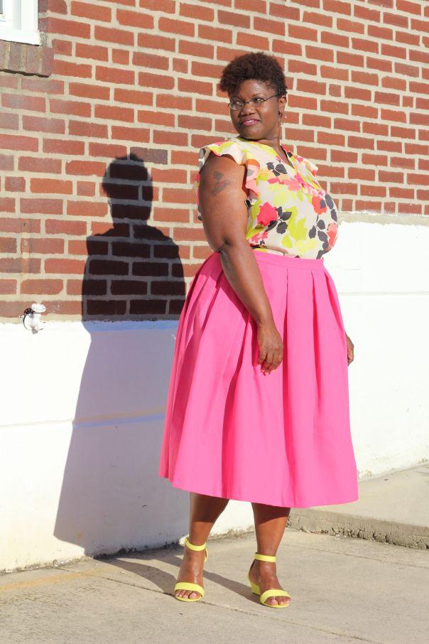 37 best images about #TPCMidiMoment on Pinterest | Full midi skirt ...