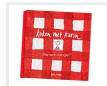 bestel nu het boek Koken met Karin