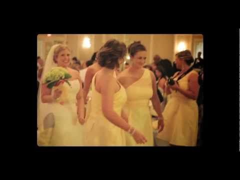 Look how much fun this beautiful bride and the ladies are having with the  Bouquet Toss Song! (written by Fran Ellison and Jane Godfrey)  Hear the entire song at http://www.youtube.com/watch?v=NhqC6AywPxY  Download this song from iTunes: http://itunes.apple.com/us/album/bouquet-toss-song/id482247983?i=482247990.