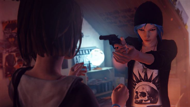 Dontnod Entertainment Dismisses Rumours of Life Is Strange Episode 2: Out of Time Being Delayed