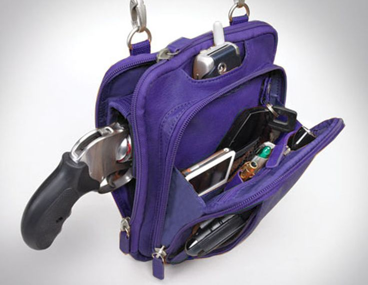 The Well Armed Woman Crossbody Concealed Carry Purse