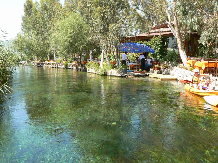 River Restaurants / Akyaka
