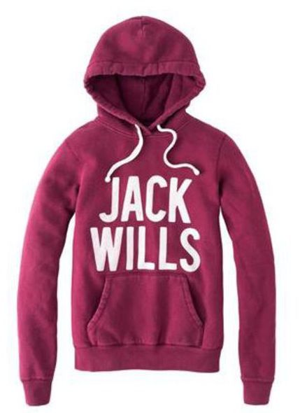 I want a JW hoodie, purely because I think they'd be the softest hoodies around. They'd have to for those prices right?