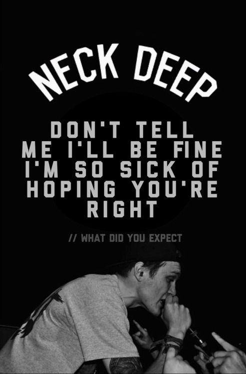 neck deep wallpaper - Google Search