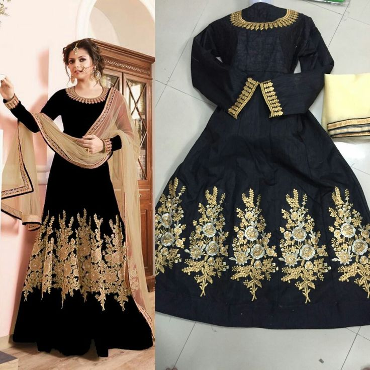 Drashti Dhami New Designer Anarkali Suit  Product Info : Top : Banglori silk  Choli : Banglori silk  Duppata : mono net with lace  Price : 1850 INR Only ! #Booknow  CASH ON DELIVERY Available In India !  World Wide Shipping ! ✈  For orders / enquiry  WhatsApp @ +91-9054562754 Or Inbox Us , Worldwide Shipping ! ✈ #SHOPNOW  #indianwear #ethnicwear #bollywood #dress #outfit #salwarkameez #saree #lehengacholi #style #fashion #love #look #bridal #weddinginspiration #usa #uk ..