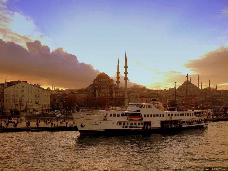 Istanbul, Emınonu
