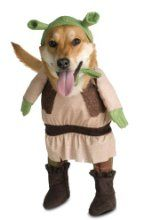 SHREK DOG COSTUME - $HalloweencostumesforDogs.org