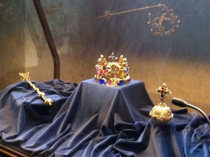 The crown's jewels