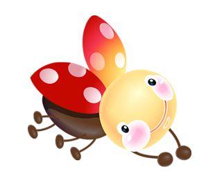 Animácie: Ladybugs strana №2
