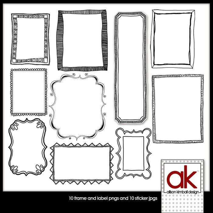 Akimball_frames: free digital download