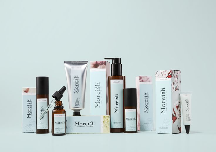 Moreish skincare — The Dieline - Branding & Packaging