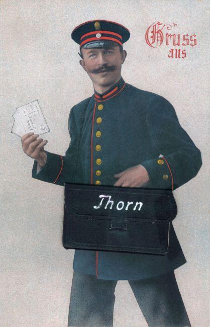 Heim@Thorn, Postkarten, Nr.999002chog