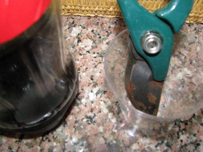 Enlever tache de rouille vetement enlever une tache de rouille fiche pratique with enlever - Tache de rouille sur vetement ...