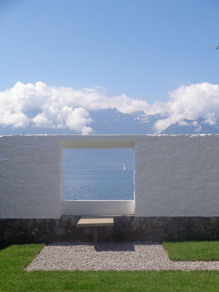 """Villa """"le lac"""" / Detail / Le Corbusier 1924"""