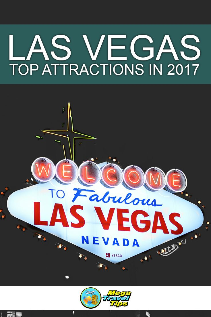 """Las Vegas Top Attractions You probably know Las Vegas as the """"Sin city"""", famous for gambling and nightclubs. However, there is more to this wonderful city than poker tables, casinos and slot machines."""