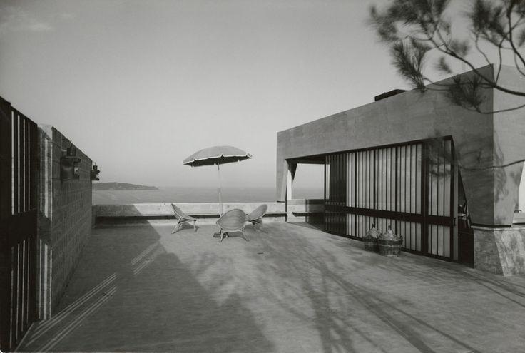 Antagelig 1962. Positiv, svart-hvitt. ©Norberg-Schulz, Christian